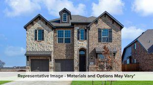 Aria - Morningstar Ranch 50s: Aledo, Texas - Rendition Homes