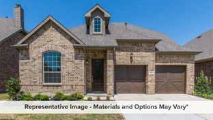 Minuet - Mill Valley: Midlothian, Texas - Rendition Homes