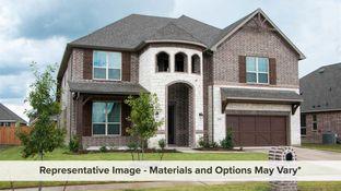 Cappella - Reserve at Creekside: Denton, Texas - Rendition Homes