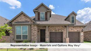 Trio - Reserve at Creekside: Denton, Texas - Rendition Homes