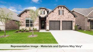 Serenade - Reserve at Creekside: Denton, Texas - Rendition Homes