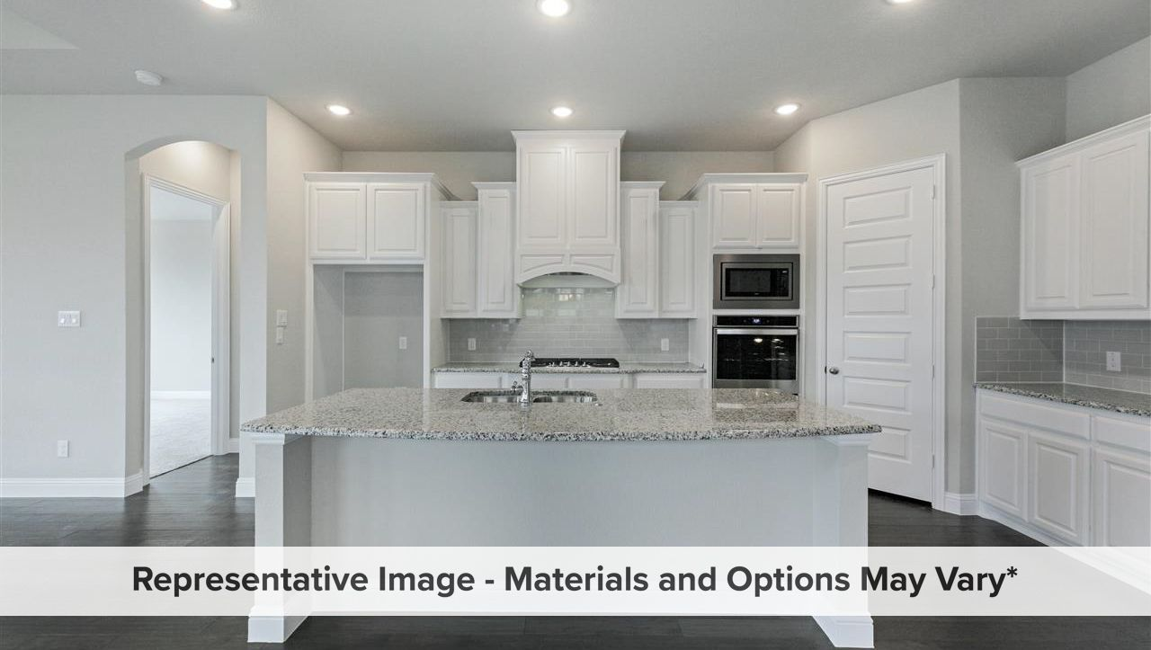 Kitchen featured in the Motif By Rendition Homes in Dallas, TX