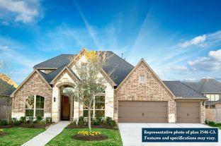 Bridgeland 3546 - Bridgeland: Cypress, Texas - Ravenna Homes