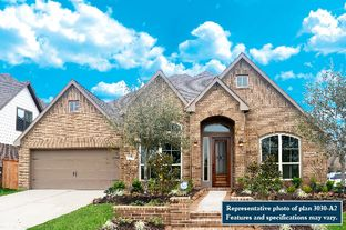 Bridgeland 3030 - Bridgeland: Cypress, Texas - Ravenna Homes