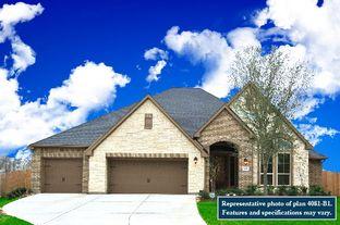 Towne Lake 4081 - Towne Lake: Cypress, Texas - Ravenna Homes
