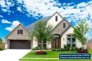Towne Lake 4290 - Towne Lake: Cypress, Texas - Ravenna Homes
