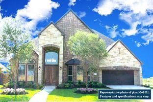 Towne Lake 5068 - Towne Lake: Cypress, Texas - Ravenna Homes