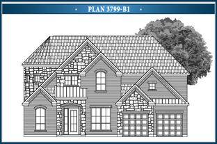 Bridgeland 3799 - Bridgeland: Cypress, Texas - Ravenna Homes