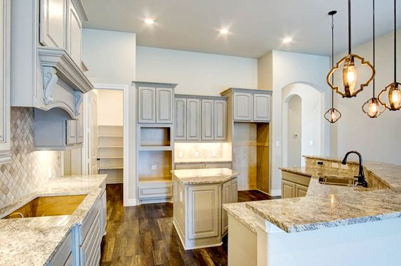 Kitchen featured in the Artavia 3358 By Ravenna Homes in Houston, TX