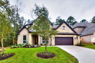 3799 - The Woodlands Hills - The Woodlands Hills: Willis, Texas - Ravenna Homes