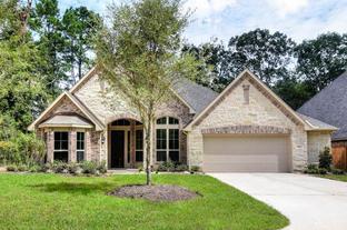 2688 - The Woodlands Hills - The Woodlands Hills: Willis, Texas - Ravenna Homes