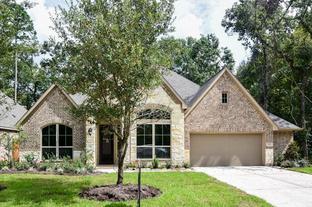 3030 - The Woodlands Hills - The Woodlands Hills: Willis, Texas - Ravenna Homes