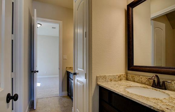 Bathroom featured in the Artavia 3276 By Ravenna Homes in Houston, TX