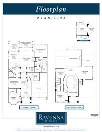 Bridgeland 3798 - Bridgeland: Cypress, Texas - Ravenna Homes