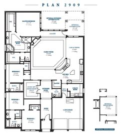 Bridgeland 2909 - Bridgeland: Cypress, Texas - Ravenna Homes
