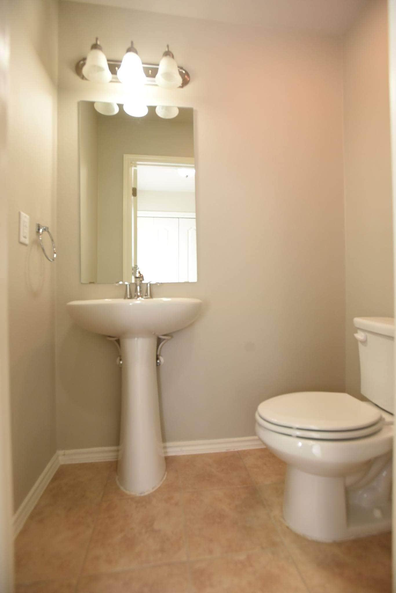 Bathroom featured in the Santa Elizabeth By WestWind Homes in Laredo, TX
