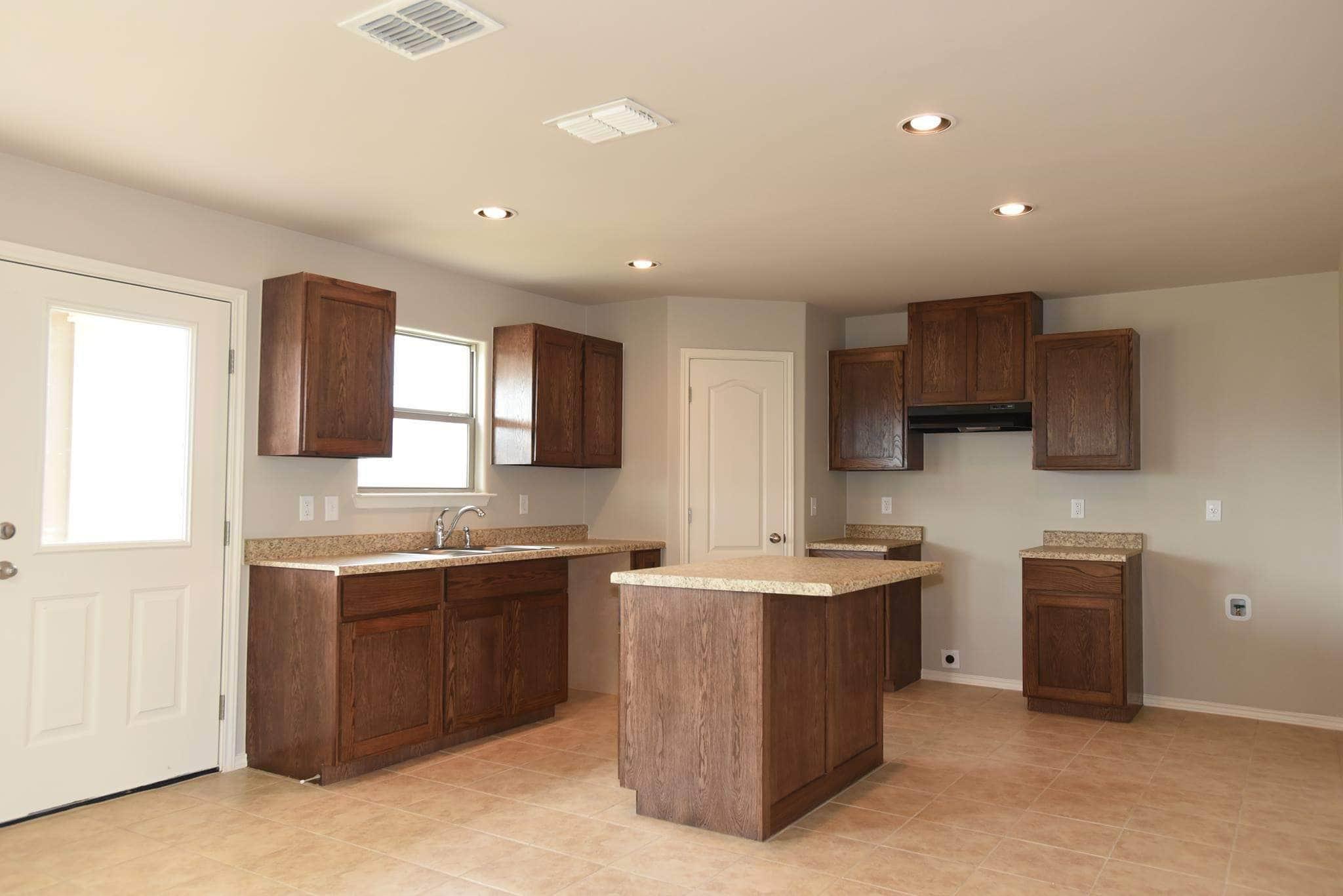 Kitchen featured in the Santa Elizabeth By WestWind Homes in Laredo, TX