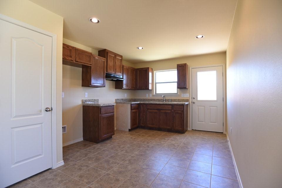 Kitchen featured in the Dalia By WestWind Homes in Laredo, TX