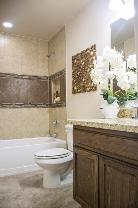 Bathroom featured in the San Agustin By WestWind Homes in Laredo, TX
