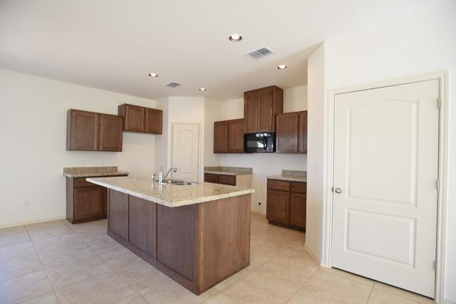 Kitchen featured in the San Ignacio By WestWind Homes in Laredo, TX