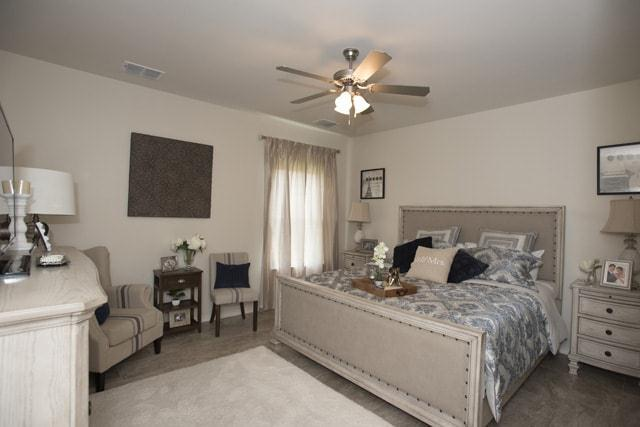 Bedroom featured in the San Cristobal By WestWind Homes in Laredo, TX