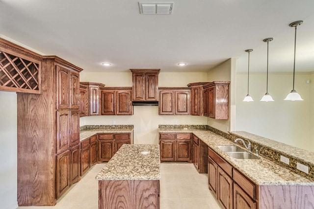 Kitchen featured in the San Felipe II By WestWind Homes in Rio Grande Valley, TX