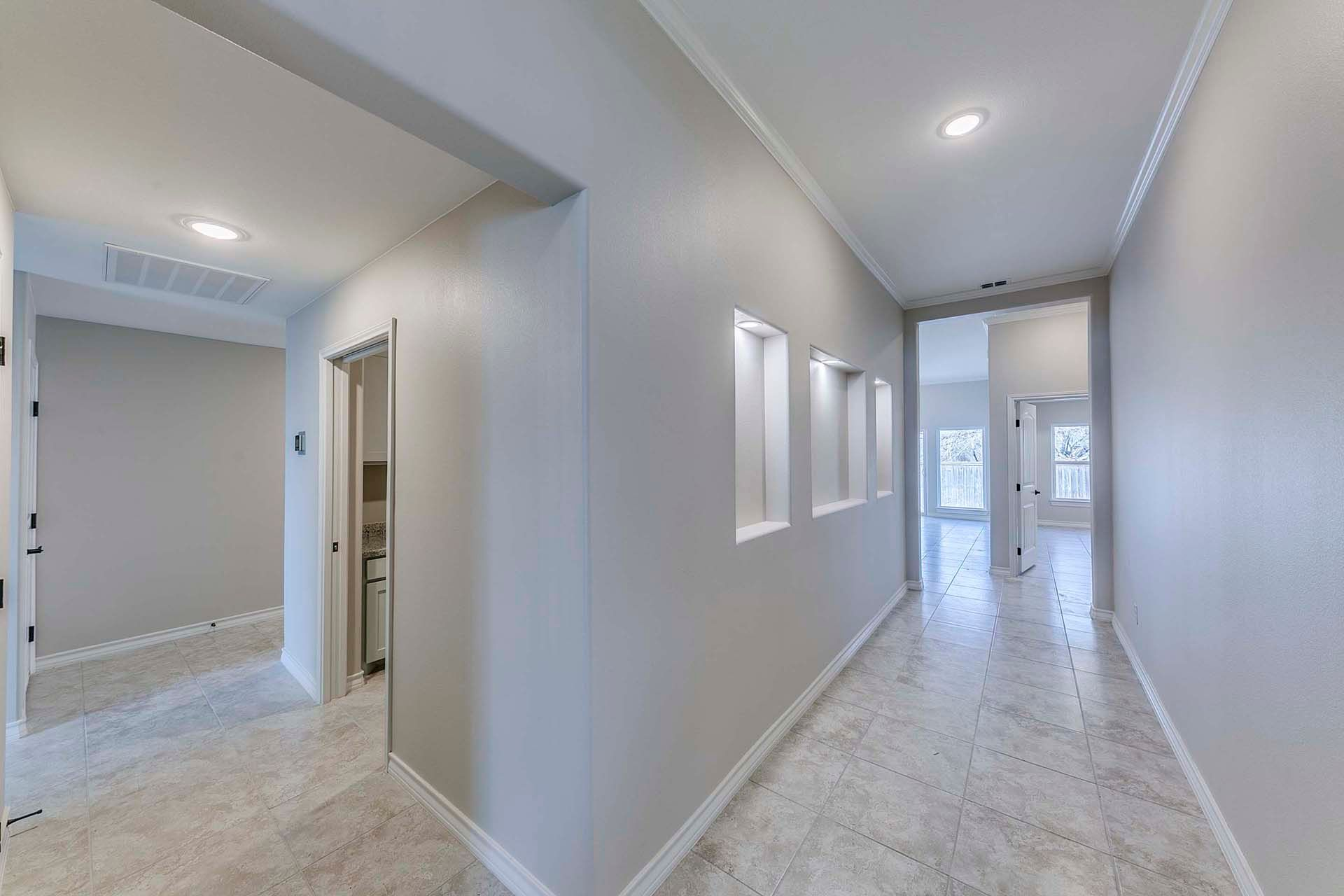 Living Area featured in the Victoria II By WestWind Homes in Rio Grande Valley, TX