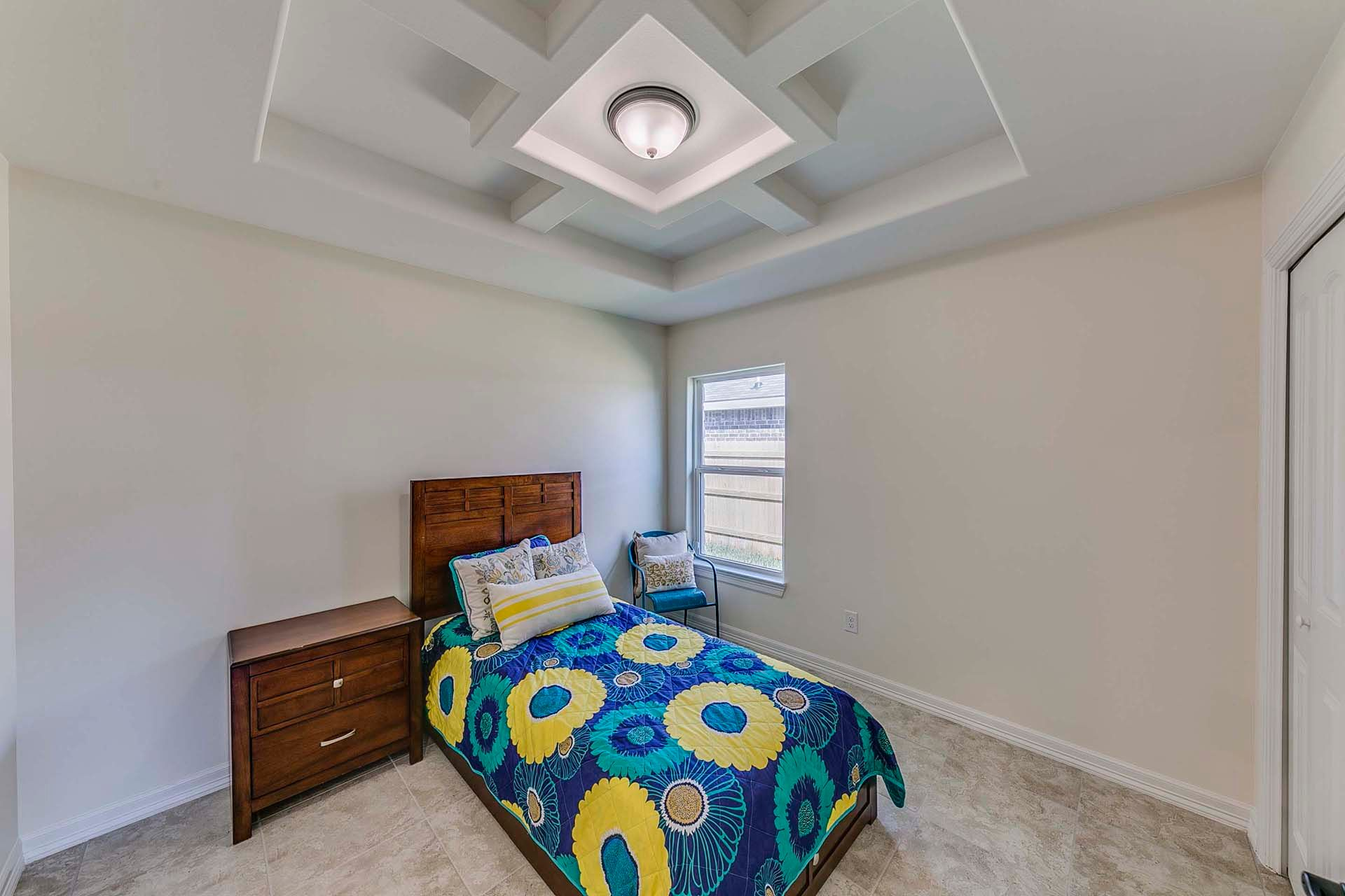 Bedroom featured in the Barceledo II By WestWind Homes in Rio Grande Valley, TX