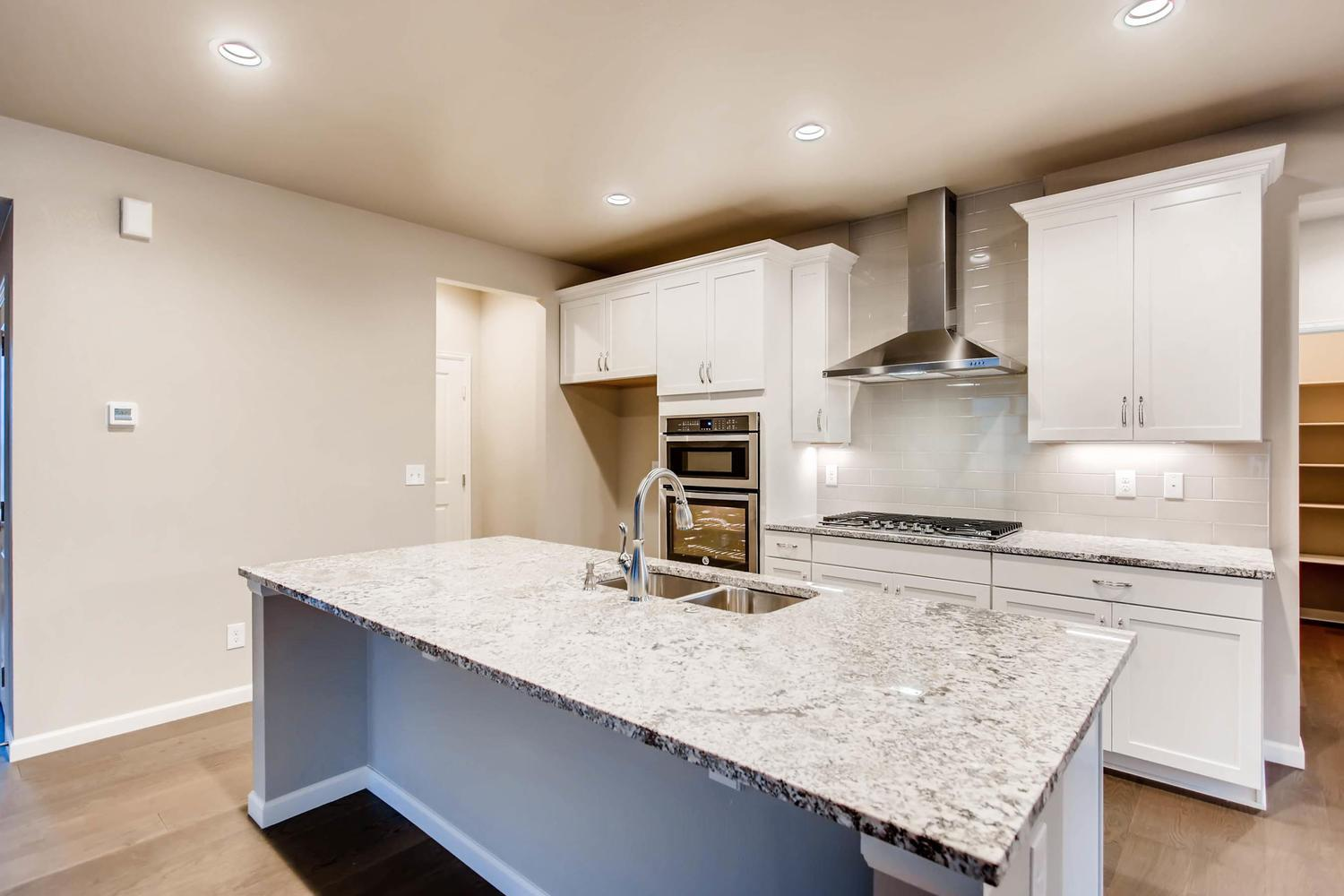 Kitchen featured in the Kittredge - Saddler Ridge By RichfieldHomes in Fort Collins-Loveland, CO