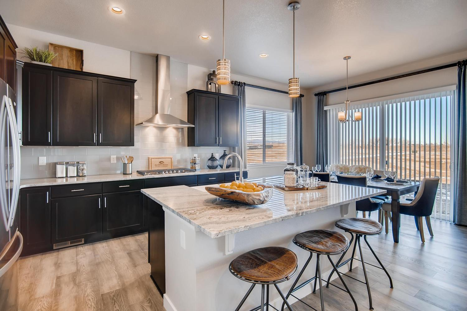 Kitchen featured in the Minturn - Promontory at Todd Creek By RichfieldHomes in Denver, CO