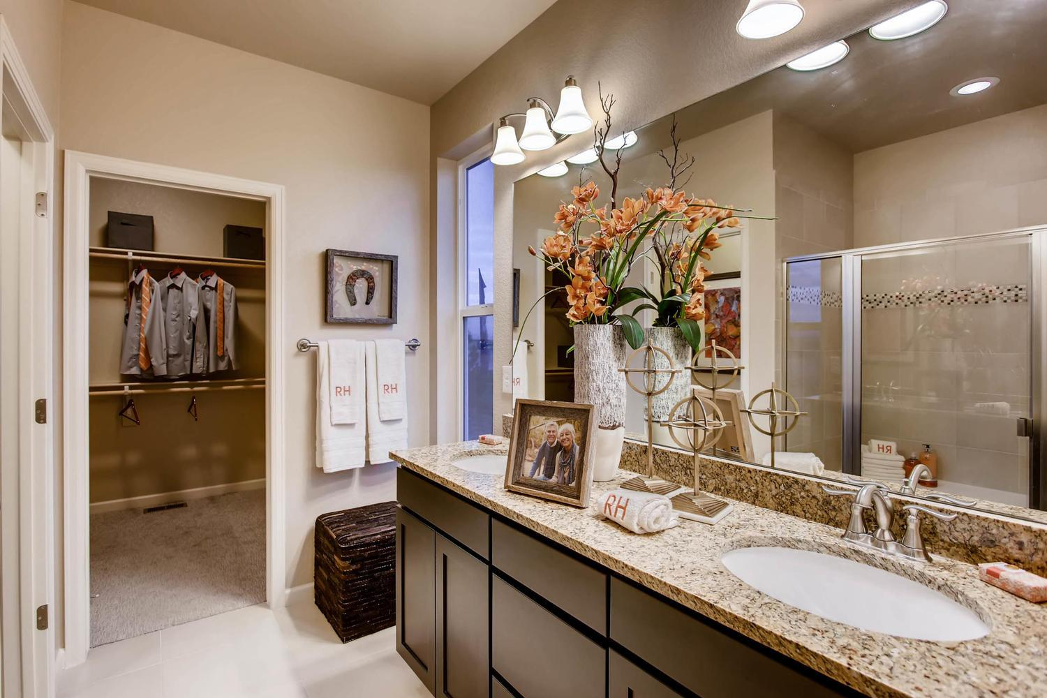 Bathroom featured in the Lakewood -The Highlands By RichfieldHomes in Greeley, CO