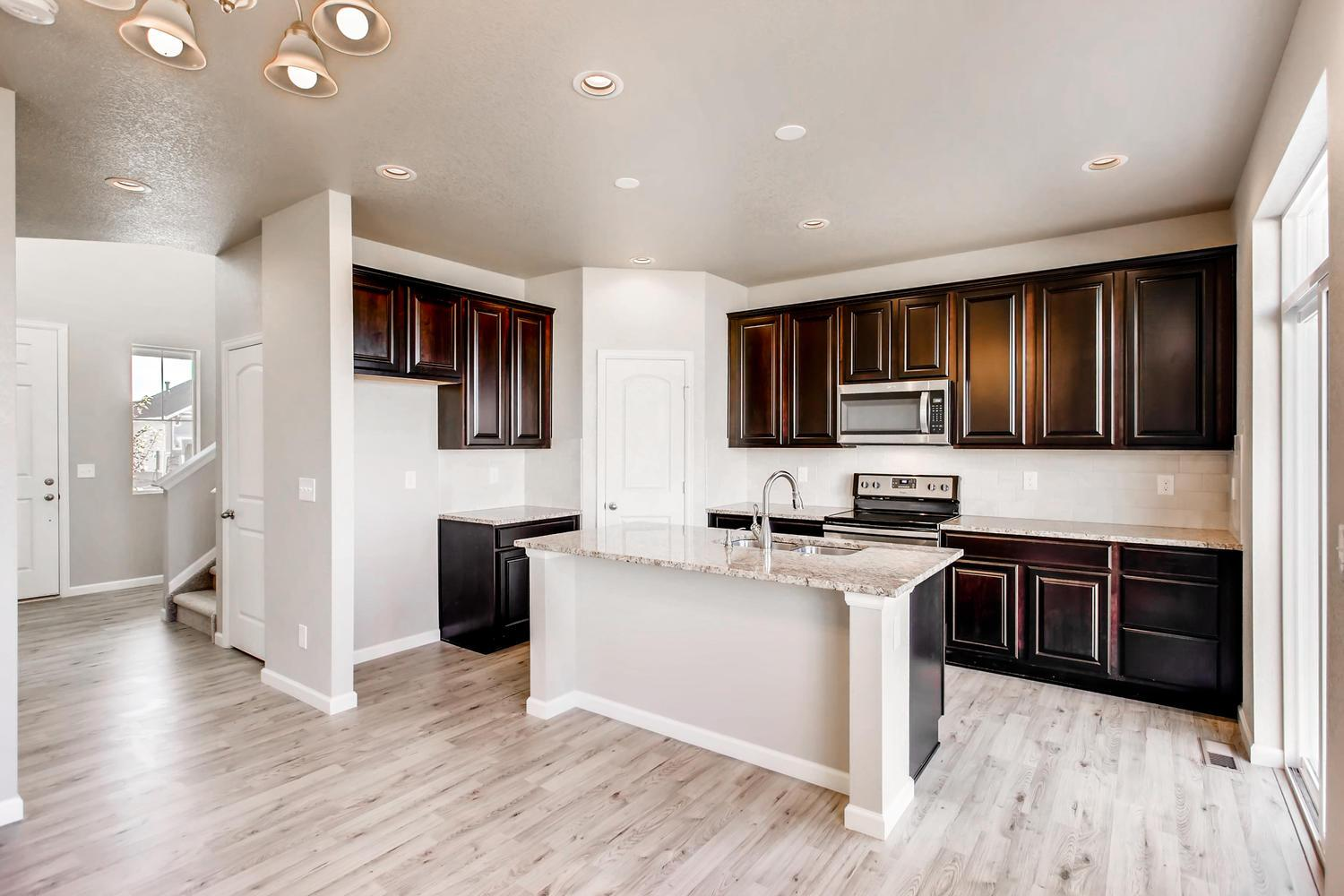 Kitchen featured in the Keystone II By RichfieldHomes in Fort Collins-Loveland, CO