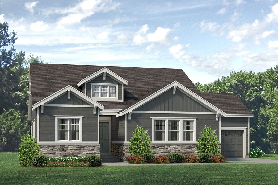 Exterior featured in the Minturn - Promontory at Todd Creek By RichfieldHomes in Denver, CO