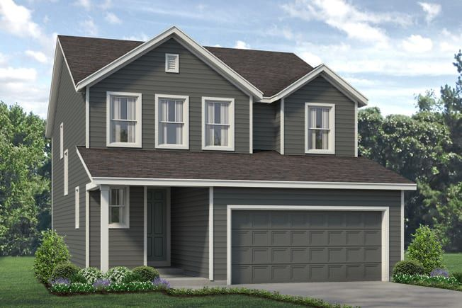Exterior featured in the Telluride By RichfieldHomes in Fort Collins-Loveland, CO