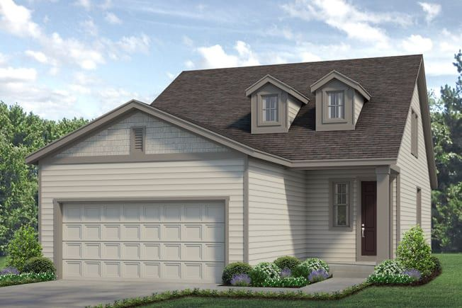 Exterior featured in the Union By RichfieldHomes in Fort Collins-Loveland, CO