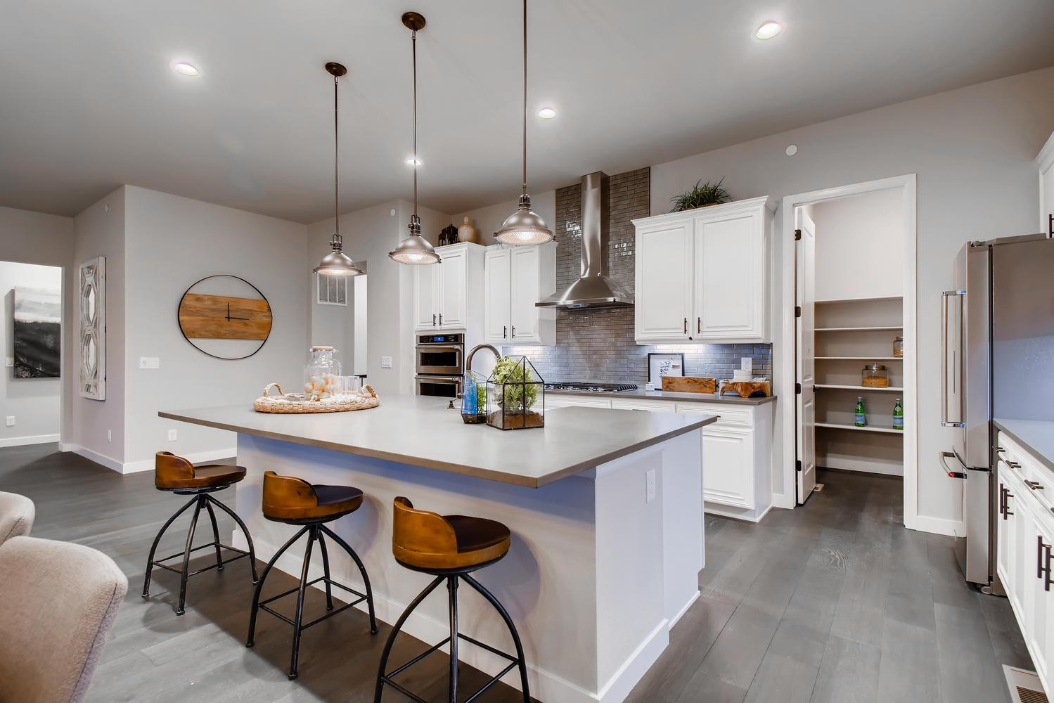 Kitchen featured in the Penrose - Promontory at Todd Creek By RichfieldHomes in Denver, CO