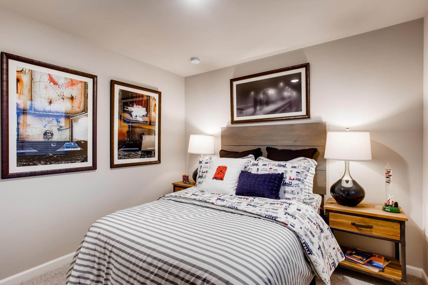 Bedroom featured in the Starwood By RichfieldHomes in Fort Collins-Loveland, CO