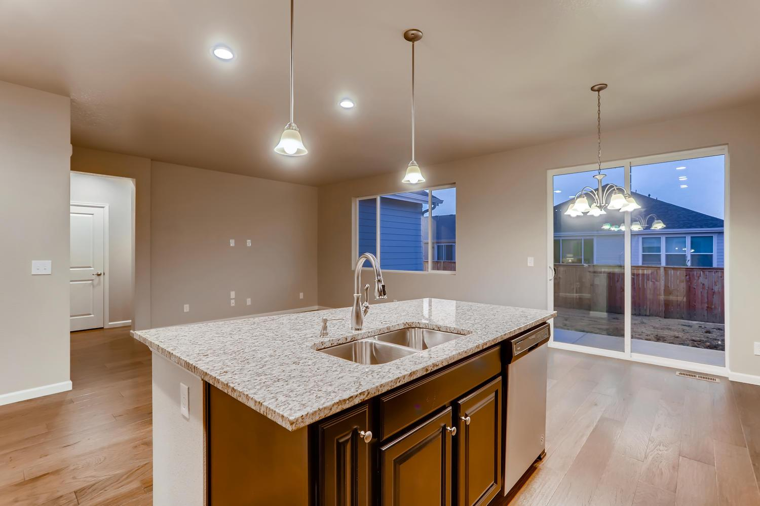 Kitchen featured in the Ironton - Prairie Star By RichfieldHomes in Fort Collins-Loveland, CO