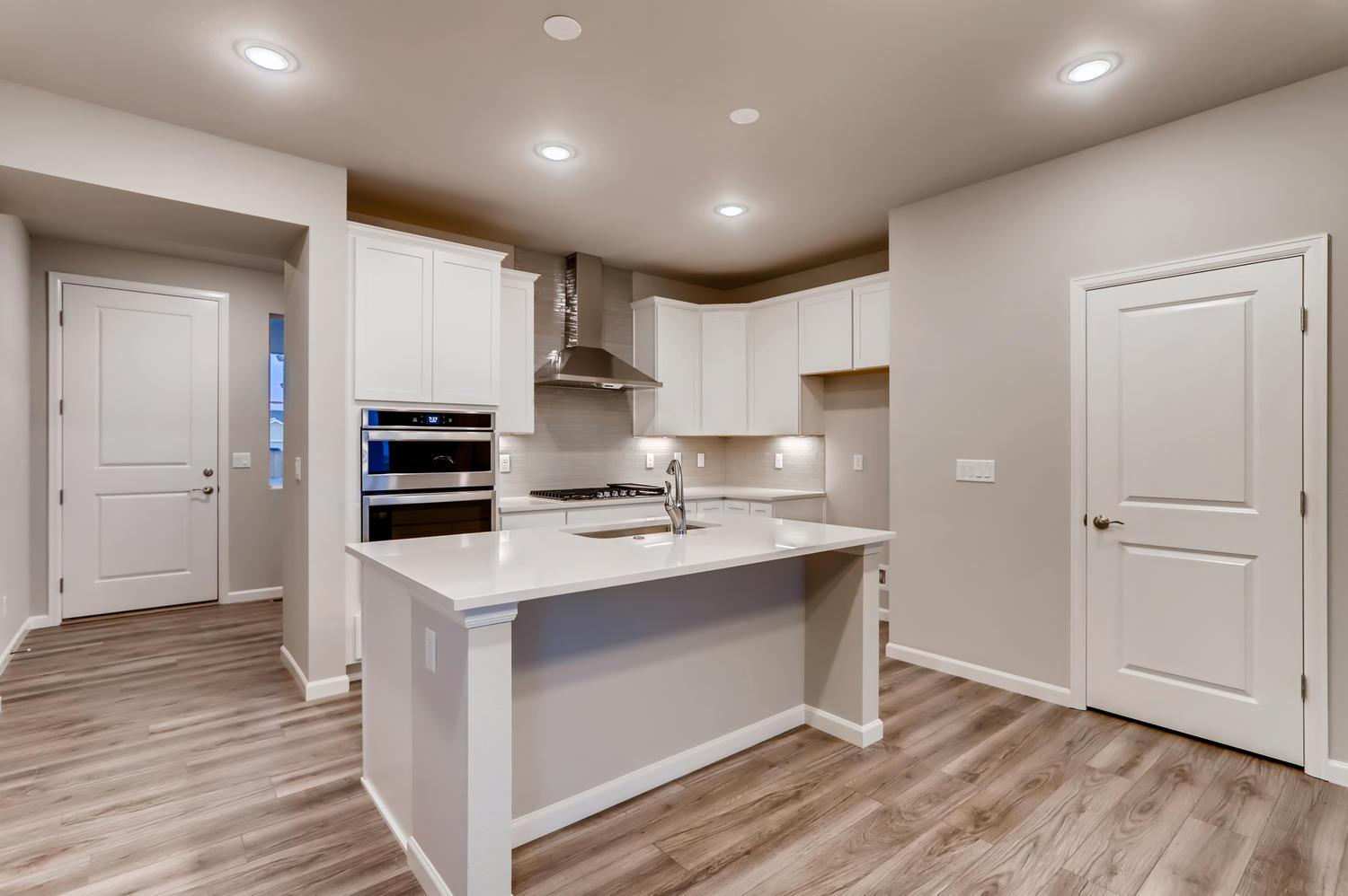 Kitchen featured in the Union By RichfieldHomes in Fort Collins-Loveland, CO