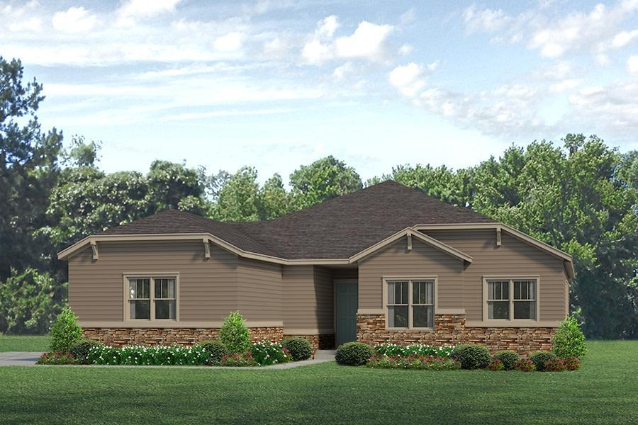 Exterior featured in the Jasper - Enclave at Prairie Star By RichfieldHomes