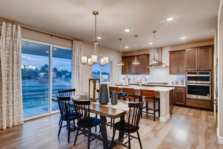 Kitchen featured in the Jansen By RichfieldHomes in Fort Collins-Loveland, CO