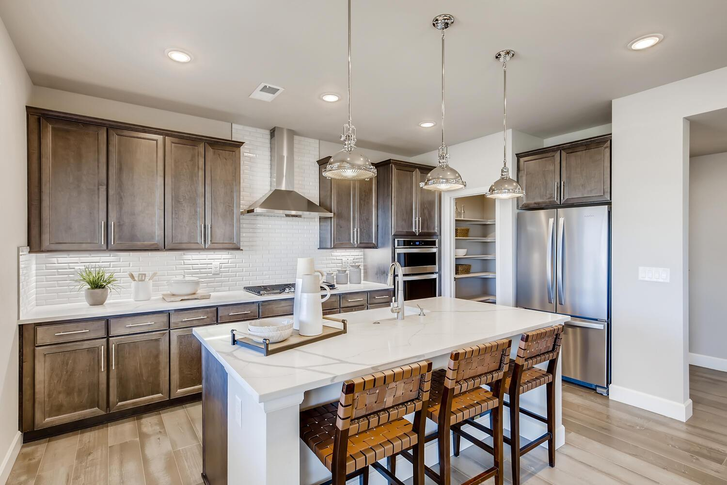 Kitchen featured in the Jansen By RichfieldHomes in Fort Collins-Loveland, CO