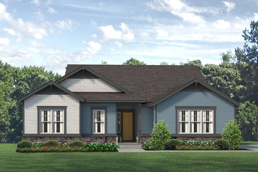 Exterior featured in the Penrose - Saddler Ridge By RichfieldHomes in Fort Collins-Loveland, CO