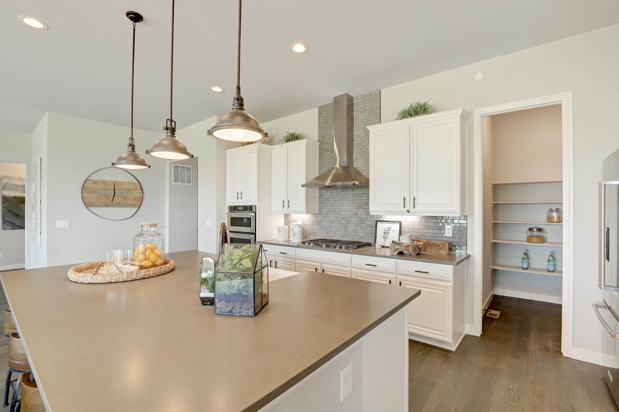 Kitchen featured in the Penrose - Saddler Ridge By RichfieldHomes in Fort Collins-Loveland, CO