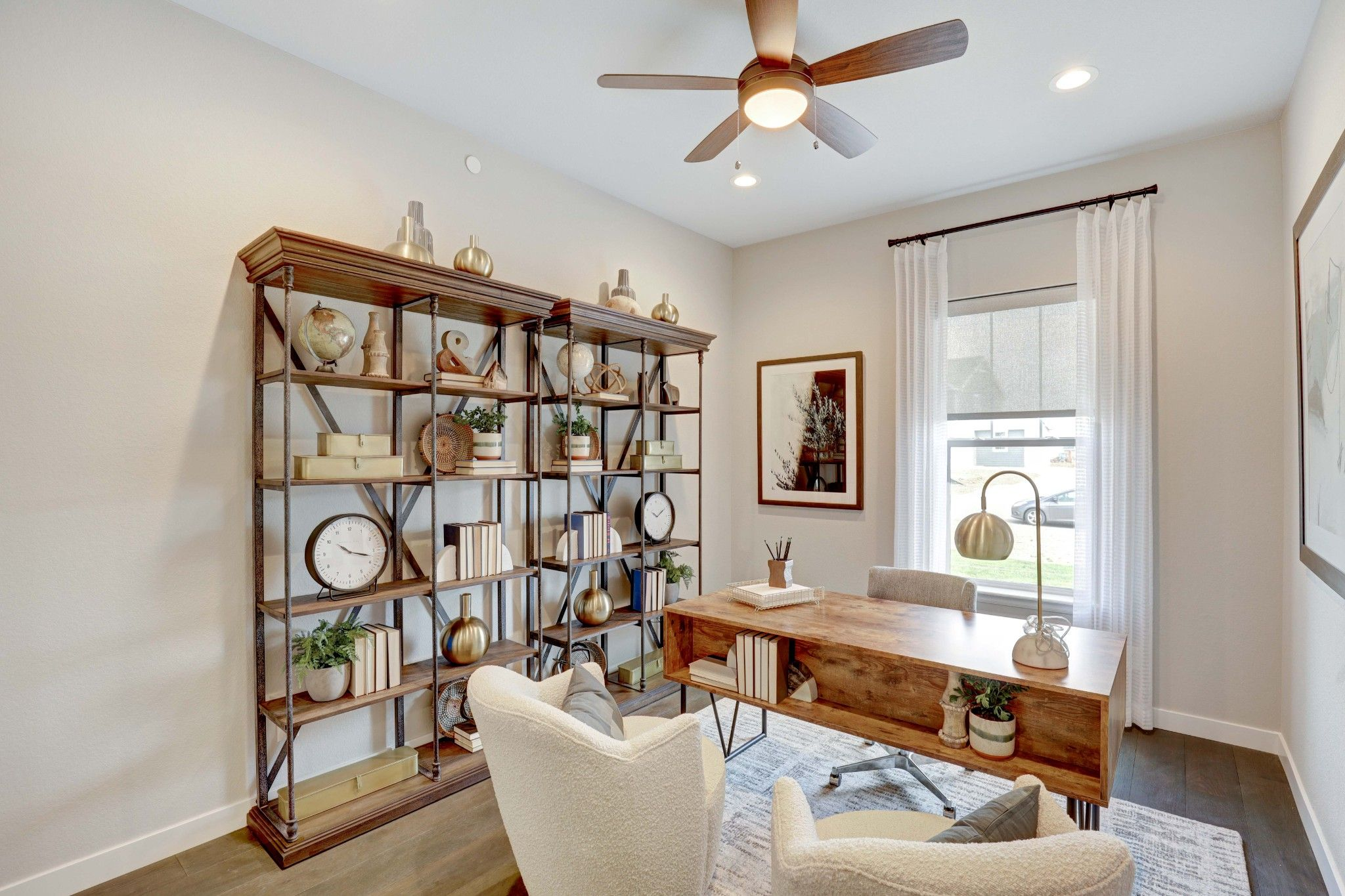 Living Area featured in the Penrose - Saddler Ridge By RichfieldHomes in Fort Collins-Loveland, CO