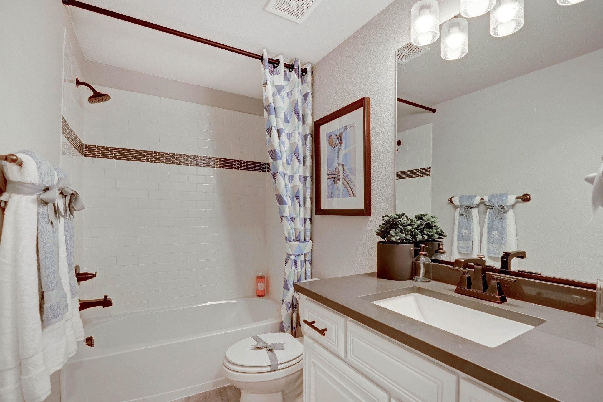 Bathroom featured in the Penrose - Saddler Ridge By RichfieldHomes in Fort Collins-Loveland, CO