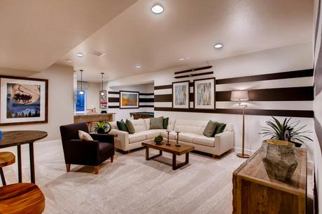 Recreation-Room-in-The Minturn-at-Ridge at Harmony Road-in-Windsor