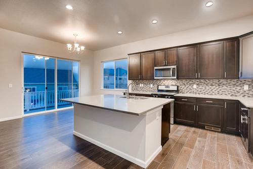 Kitchen-in-The Minturn- Meadows Collection-at-Pleasant Valley-in-Longmont