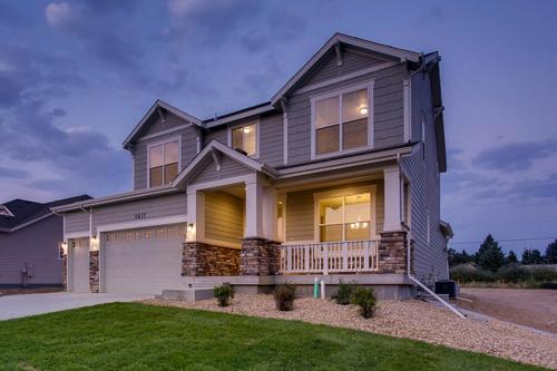 The Glendale II- Meadows Collection-Design-at-Prairie Star-in-Berthoud