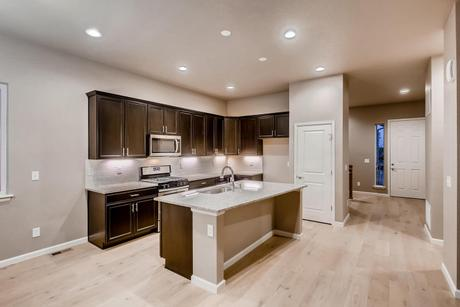Kitchen-in-The Norwood- Meadows Collection-at-Prairie Star-in-Berthoud